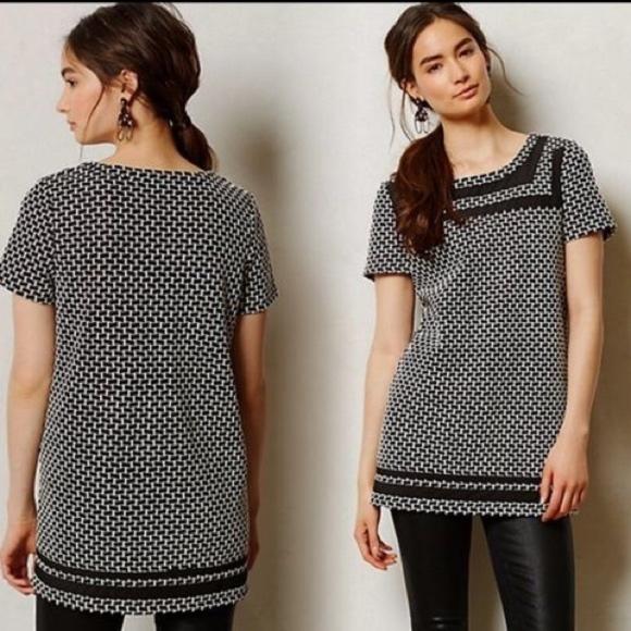 95478f3303c4 Anthropologie Dresses | Postmark Mod Tunic Size Xs | Poshmark